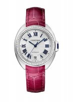 Cle De Cartier automatique 35mm mesdames Replique Montre WJCL0014