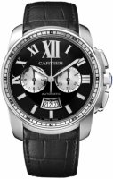 Calibre de Cartier Chronographe Hommes Automatique W7100060