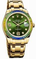 Rolex Oyster Perpetual Datejust 86348 SABLV-42748 Pearlmaster 39