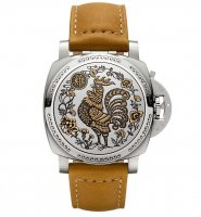 Panerai Luminor 1950 Sealand 3 days Automatique Acciaio Year of the Rooster PAM00852