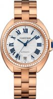Cle de Cartier Replique Montre WJCL0045