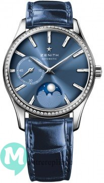 Zenith Elite Ultra Thin Femme Moonphase 33mm 16.2310.692/51.c705