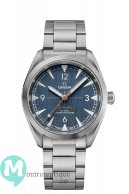 Copie Montre OMEGA Seamaster Acier Chronometer 220.10.40.20.03.001