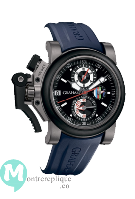Graham Chronofighter Oversize Referee Homme 20VKT.B36A