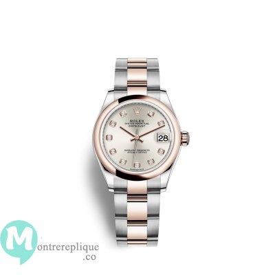 Copie Montre Rolex Datejust 31 Oystersteel M278241-0015