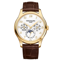 Patek Philippe Grand Complication 5327J-001 Perpetual Calendar Yellow Or Hommes