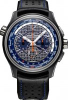 Jaeger-LeCoultre AMVOX5 Grey and Blue Cadran GMT Homme Q193J480