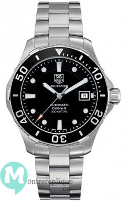 TAG Heuer Aquaracer 300M Calibre 5 Automatique 41 mm WAN2110.BA0822