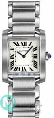 Cartier Tank Francaise Replique Montre WSTA0005
