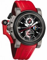 Graham RBS 6 Nations Chronofighter Oversize Referee Homme 2OVKK.B36A