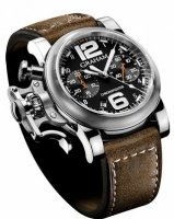 Graham Chronofighter RAC Noir Fighter Homme 2CRBS.B02A.L81B