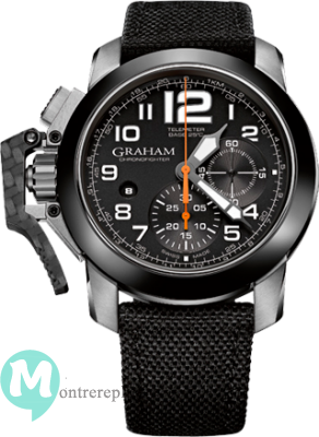 Graham Chronofighter Oversize Homme 2CCAC.B03A