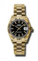 Rolex Datejust 178278 31mm Gold President or jaune