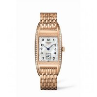 Longines BelleArti 24.6 Or rose Diamant Femme L2.501.9.83.6