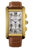 Cartier Tank Americaine Homme Replique Montre W2609256