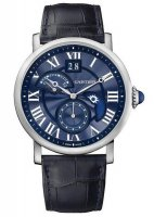 Rotonde de Cartier Second Time Day Zone/Nuit Blue Heaven W1556241