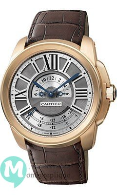 Calibre de Cartier Multiple Time Zone W7100025