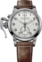 Graham Chronofighter 1695 Acier Homme 2CXAS.S01A