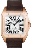 Cartier Santos 100 grand Mens Replique Montre W20095Y1