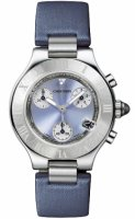 Cartier Must 21 Chronographe Femme Replique Montre W1020013