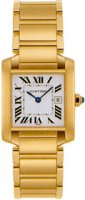 Cartier Tank Francaise Replique Montre W50014N2
