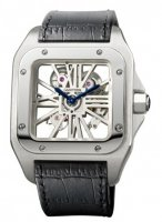 Cartier Santos 100 Homme Replique Montre W2020018