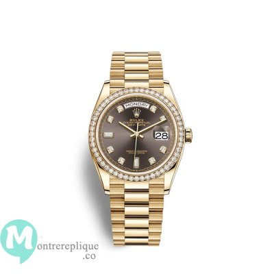Copie Montre Rolex Day-Date 36 M128348RBR-0005