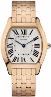 Cartier Tortue Medium Or Rose Femme W1556366