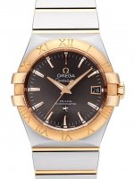 Omega Constellation Chronometer 35mm Dames 123.20.35.20.06.002