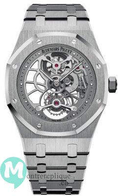 Audemars Piguet Royal Oak Ultra Thin Tourbillon Openworked 26518ST.OO.1220ST.01