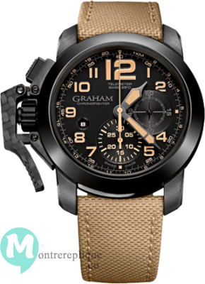 Graham Chronofighter Oversize Homme 2CCAU.B02A