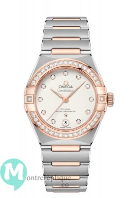 Copie Montre OMEGA Constellation Acier Sedna or 131.25.29.20.52.001