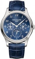 Patek Philippe Grand Complications Perpetual Calendar Blanc Or Hommes 5327G-001