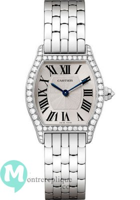 Cartier Tortue mesdames Replique Montre WA501011