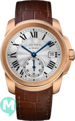 Calibre de Cartier Replique Montre WGCA0003