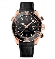 Omega Seamaster Planet Ocean 600M Co-Axial Master Chronographe Sedna Or 215.63.46.51.01.001