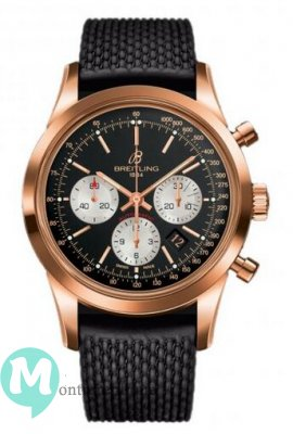 Replique Montre Breitling Transocean Rose RB015212/BF15/279S/R20D.3