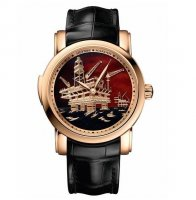 Ulysse Nardin Classic Minute Repeater Rose Or Oil 736-61/E2-OIL