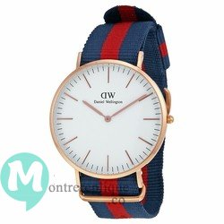 Daniel Wellington Classic Oxford Quartz Homme 0101DW