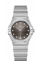 Copie Montre OMEGA Constellation Acier diamants 131.15.28.60.56.001