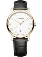 Chopard Classic Or rose Blanc Automatique 161278-5005