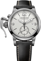 Graham Chronofighter 1695 Acier Homme 2CXAS.S02A