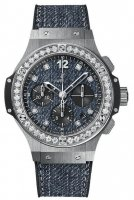 Hublot Big Bang 41mm Jeans Steel Diamonds 41mm 341.SX.2770.NR.JEANS16