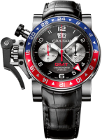Graham Chronofighter Oversize GMT Homme 2OVHS.B39A