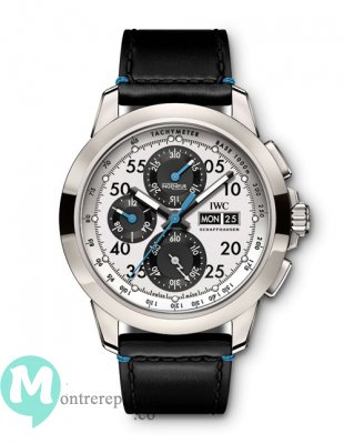 Replique Montre IWC Ingenieur Sport Edition 76e reunion des membres a Goodwood IW381201