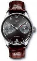 IWC Portuguese Automatique Or Blanc Homme IW500106