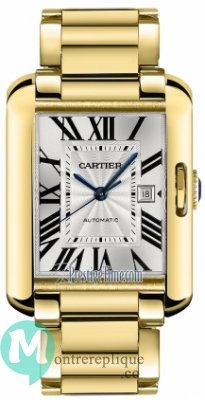 Cartier Tank Anglaise grand Homme Replique Montre W5310018