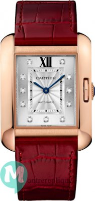 Cartier Tank Anglaise Replique Montre WJTA0006