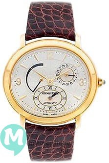 Audemars Piguet Millenary 25778BA.OO.D001CR.01 Automatique Dual Time Or jaune Homme