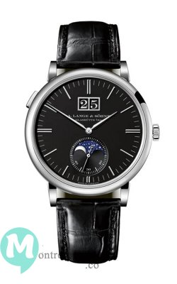 Replique Montre A. Lange & Sohne Saxonia Moon Phase 384.029
